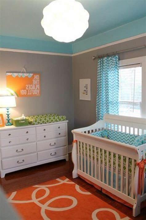 auffaellige ideen babyzimmer komplett gestalten