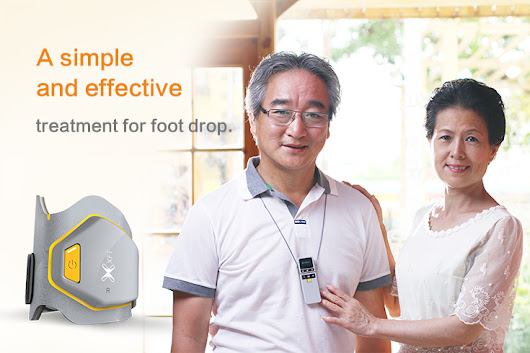 Foot Drop System XFT-2001D_XFT Medical