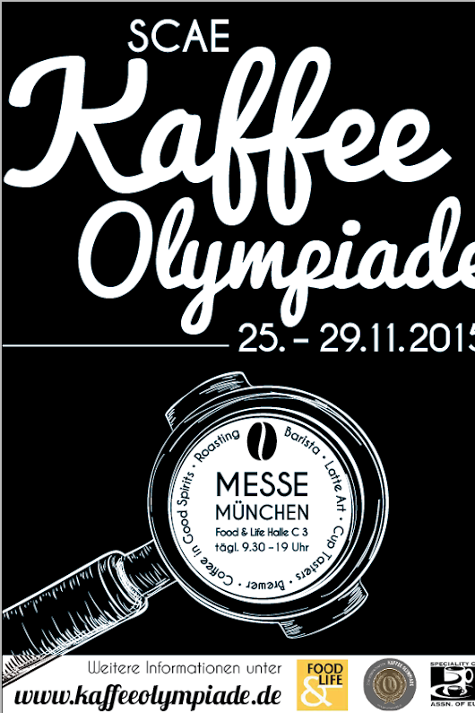 SCAE German Barista Championships 2015 by Gotespresso Coffee