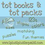 Tot Books & Packs