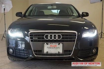 2010 Audi A4 20t Premium Plus Review