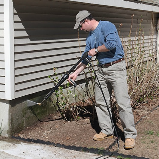 Pressure Washing - Dos and Don'ts - Bob Vila