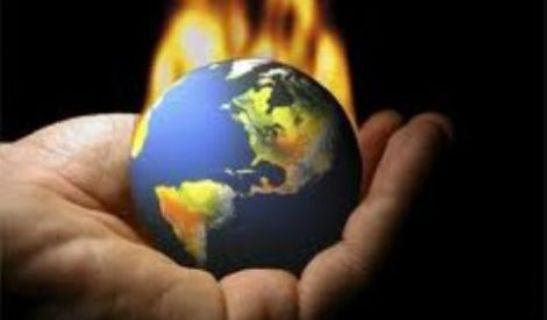 AQUECIMENTO GLOBAL [