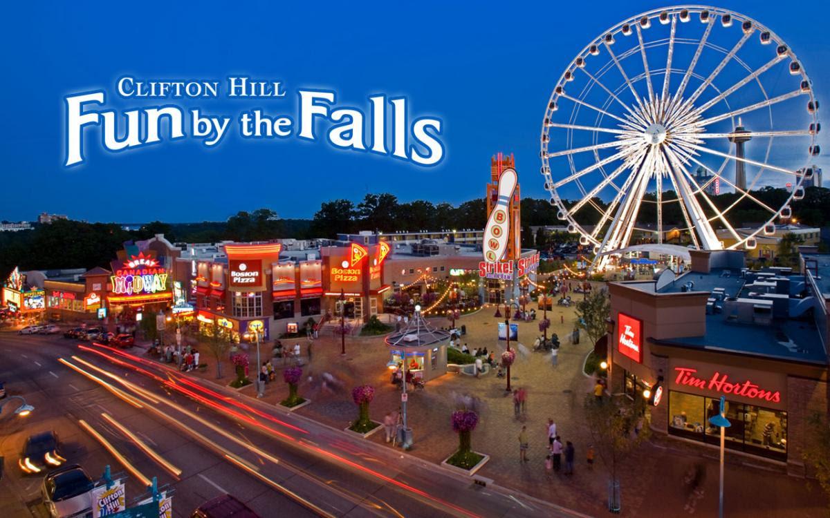 Fun Downloads Clifton Hill Niagara Falls Canada