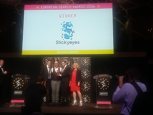 Stickyeyes scoops Best Agency title at Euro Awards