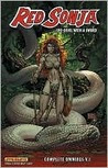 Red Sonja Omnibus Volume 1