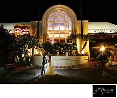 The Cheesecake Factory Redondo beach Wedding   Sam's