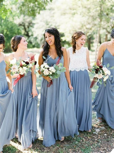Jenny Yoo Bridesmaids ? Long Luxe Chiffon ?Inesse? Dress