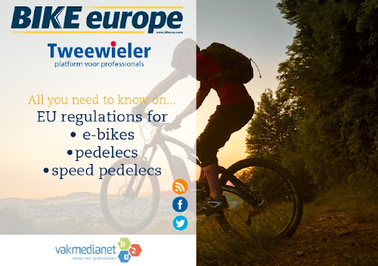European E-Bike Training Project TWIN Presents Results - Bike Europe