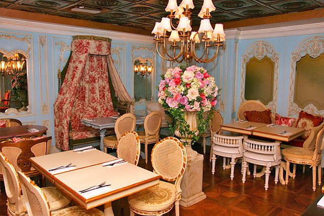 Le Salon d'Antoinette - private room