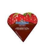 Dark Chocolate Strawberry Small Hearts Gift Box