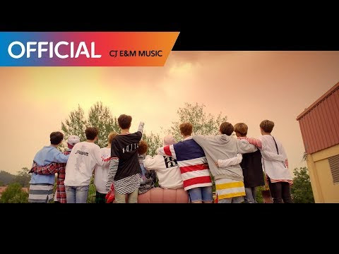 What I'm Listening To: Wanna One- Energetic