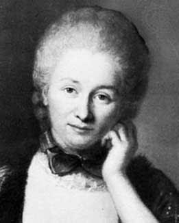 Gabrielle Emilie le Tonnelier de Breteuil du C...