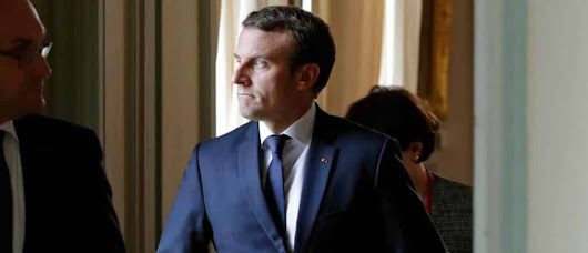 What Emmanuel Macron tries to pass off as 'civilisation' - The Maghreb Times!