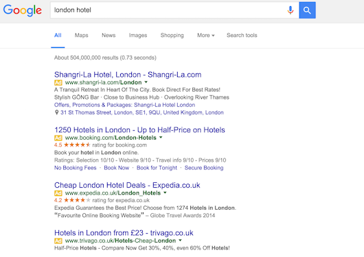 Google kills Right Hand Side Ads: what does this mean for marketers and users?