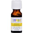 Aura Cacia Roman Chamomile Pure Essential Oil - 0.5 fl oz bottle