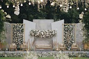 Wedding Stage And Decoration