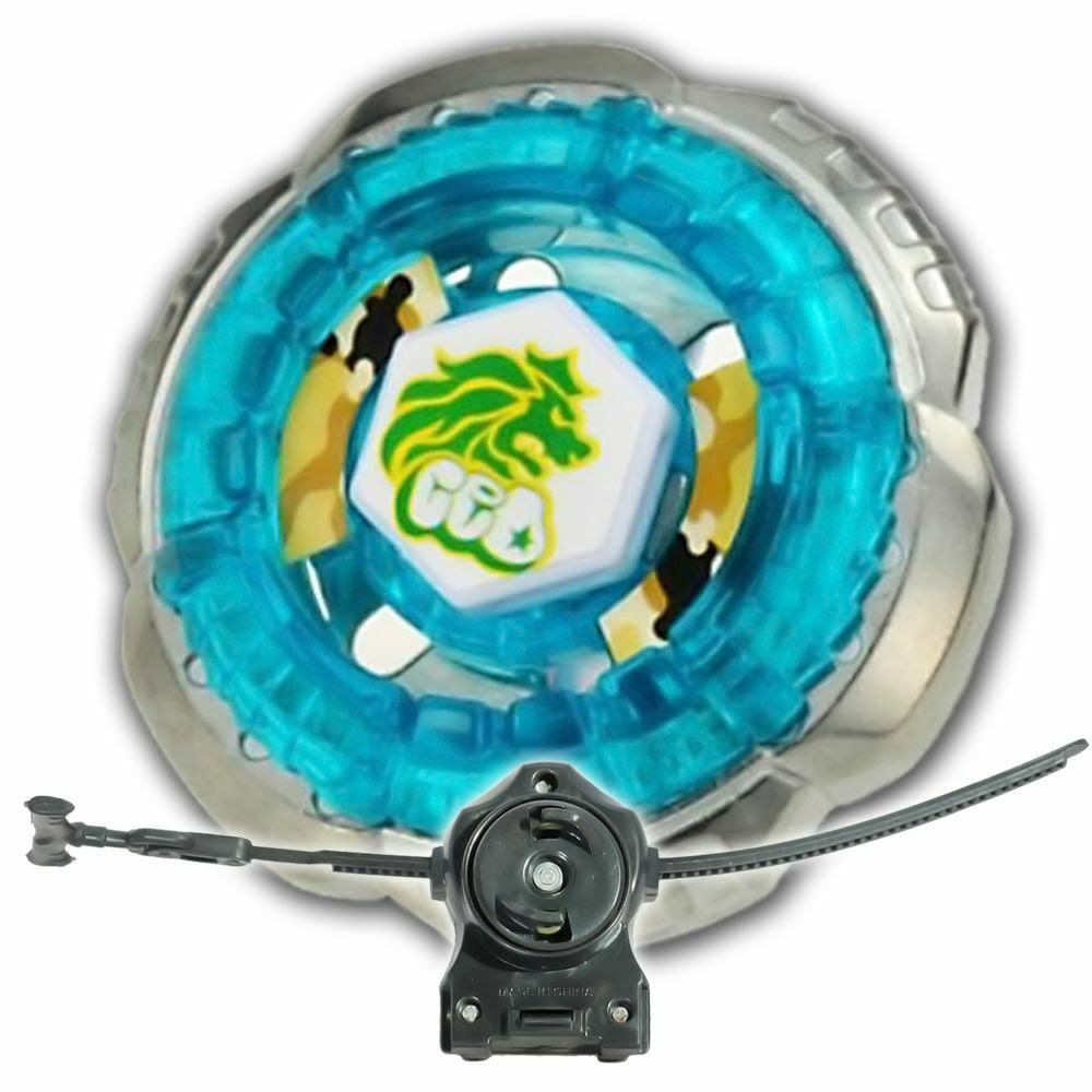 Beyblade Rock Leone 145WB Metal Fusion With LL2 Launcher ...