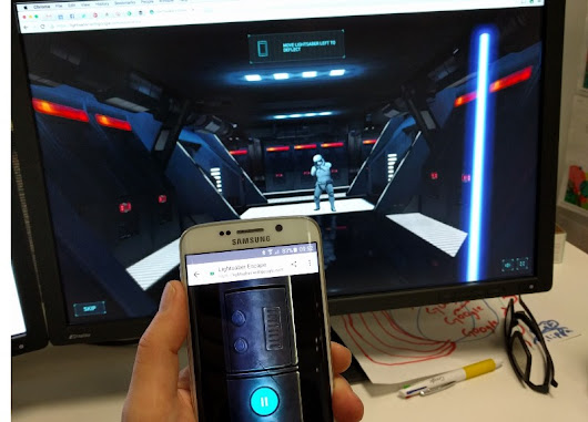 Star Wars VR & Lightsaber Escape, Cardboard Camera, tons of Android news and much more! — Latest from Google