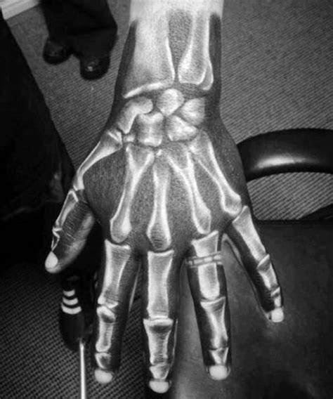 badass hand tattoos men masculine design ideas