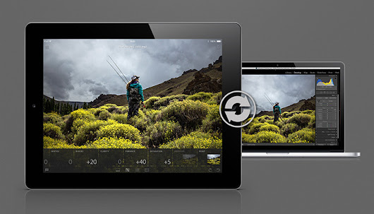 Now Available: Adobe Lightroom Mobile
