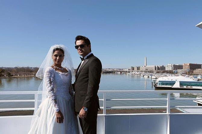 veena-malik-white-wedding-celebrations-2