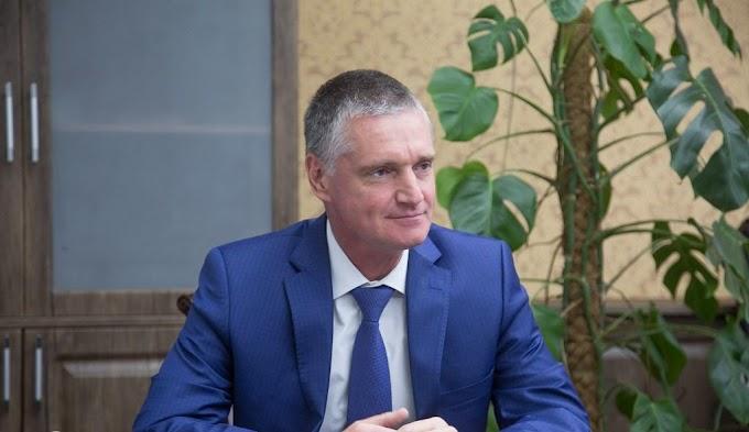 Алексей Забозалев получил благодарность президента РФ