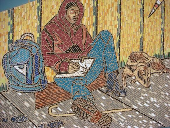 Mosaic: Writer