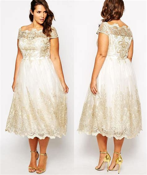 207 best Short Plus Size Wedding Dress images on Pinterest