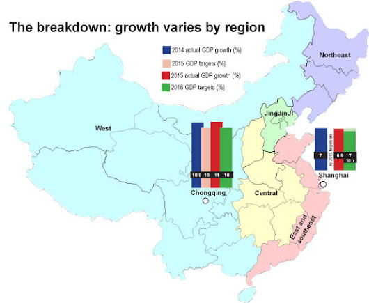 Location. Location. Location.  Economic Growth All Depends On Where You Are. – China Business Review