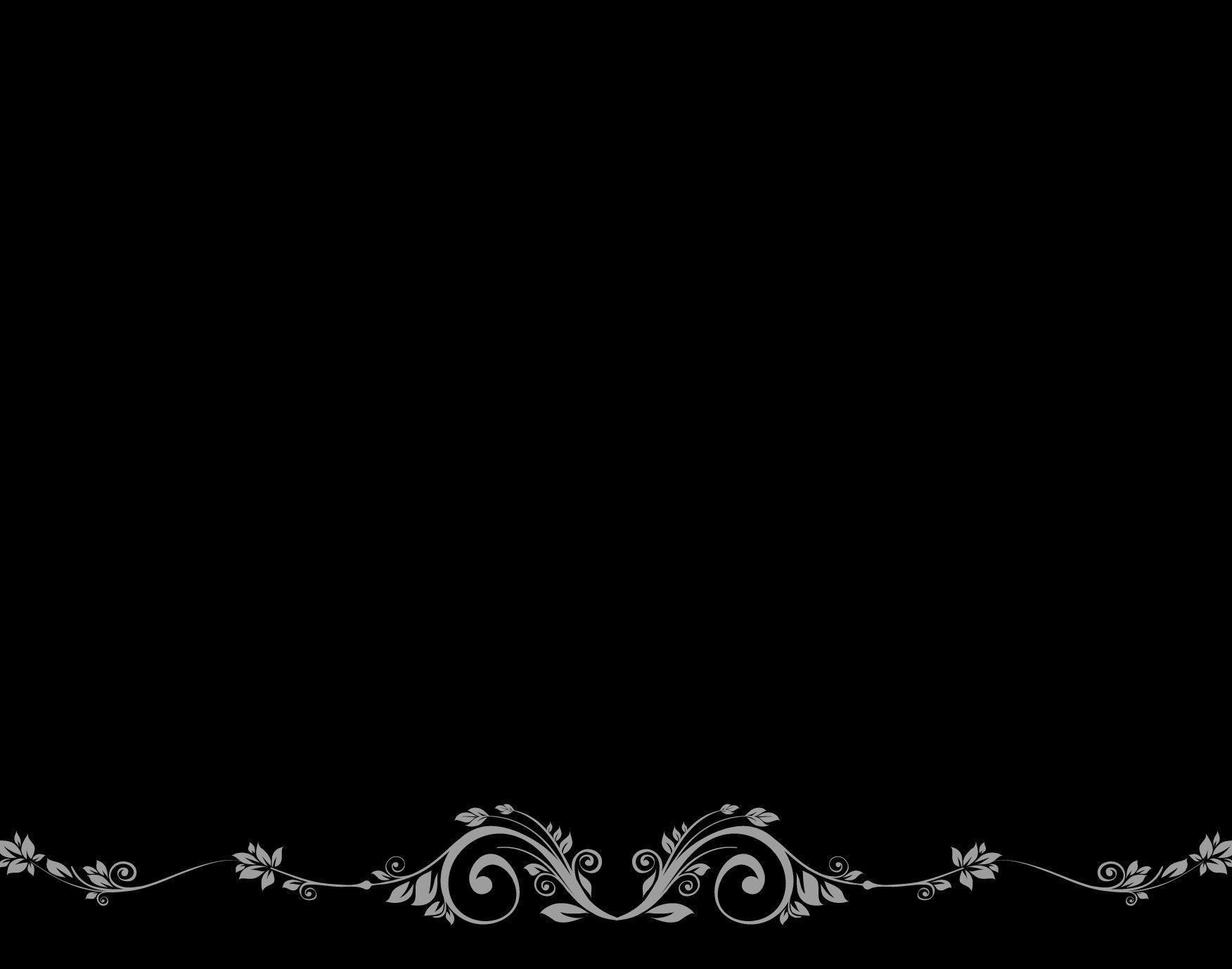 Black Elegant Wallpapers Wallpaper Cave