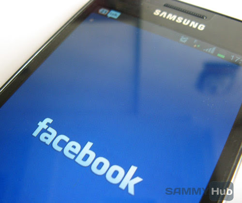 Related image Simple steps to download Facebook application on Samsung phone