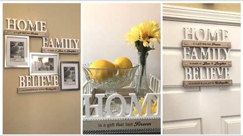 dollar tree diy home decor ideas farmhouse glam