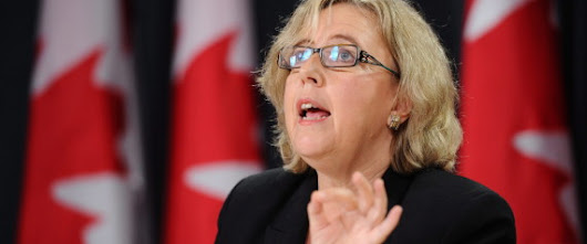 Elizabeth May dumped again from election debates. Why?
