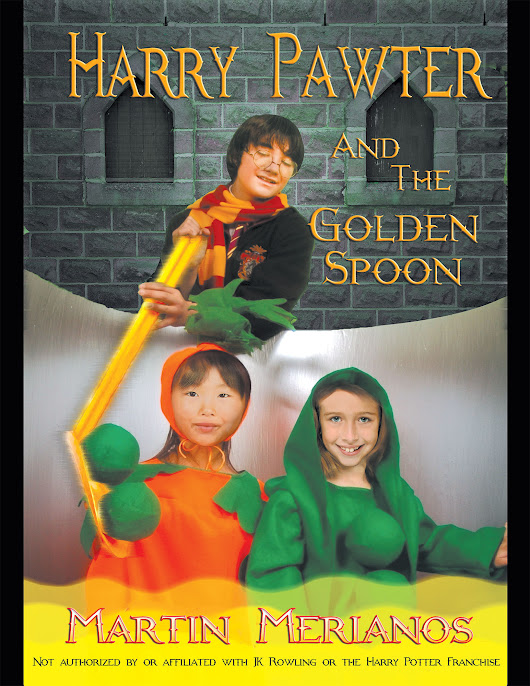Harry Pawter and the Golden Spoon | Fulton Books