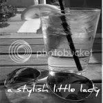 A Stylish Little Lady