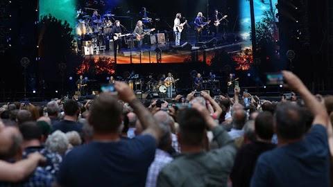 Eagles Concert For 2020