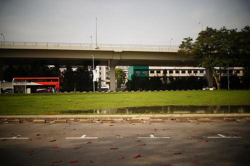 West Coast Highway from Pasir Panjang Park
