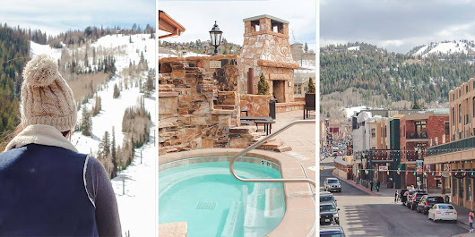 Weekend Getaway Guide to Park City, Utah: Things to do in Spring