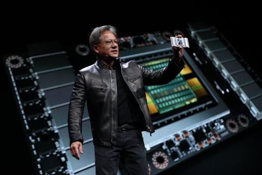 Nvidia's monstrous Volta GPU appears, packed with 21 billion transistors and 5,120 cores