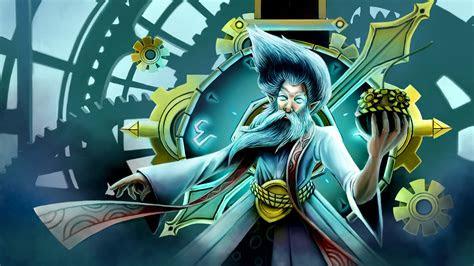 video game league  legends zilean  chronokeeper mage