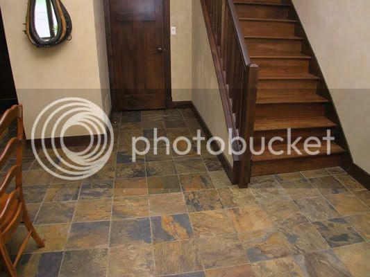 Slate Tile Entryway Photo by vm_hardin   Photobucket