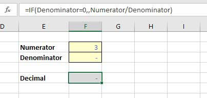 How to make better use of Excel's IF function