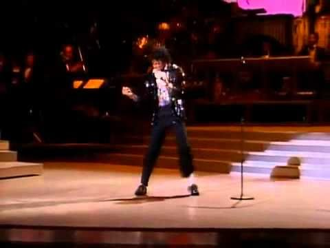 Watch Michael Jackson Doing The