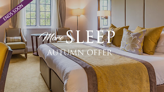 More Sleep this Autumn offer | Hand Picked Hotels