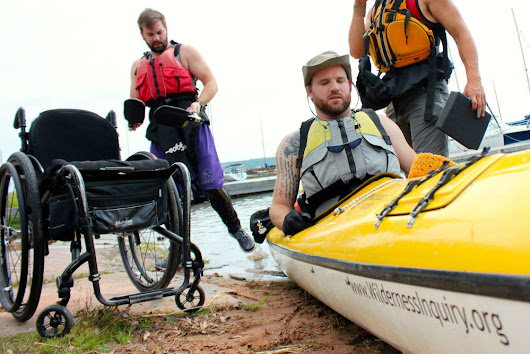 Kayak For All: New 'Accessible' Design For An Ancient Sport