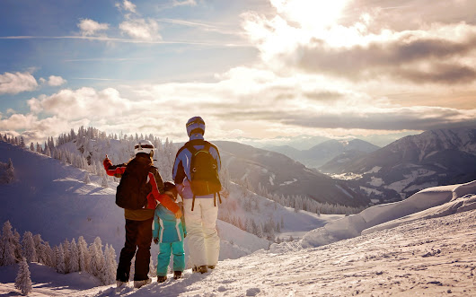How to Take a Stress-free Ski Trip With Your Family