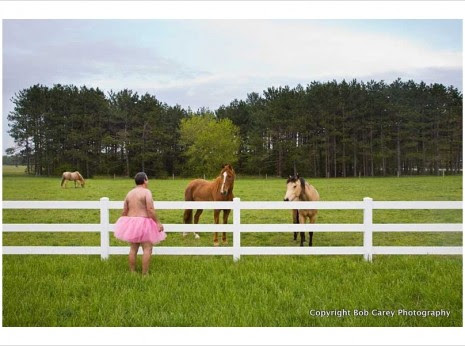The Tutu Project | Raising Awareness for Breast Cancer. Images by Bob Carey.