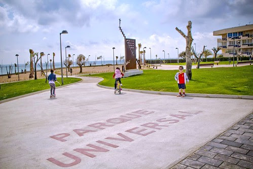 Parque Universal de Mil Palmeras