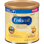 Enfamil Infant Formula, with Iron, Milk-Based, Infant - 12.5 oz